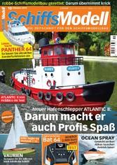 SchiffsModell 10/2015 - Neuer Hafenschlepper AT...