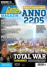 PC Games Magazin 10/2015 - Anno 2205