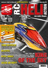RC-Heli-Action 11/2014 - King of the Sky