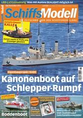 SchiffsModell 11/2015 - Kanonenboot auf Schlepp...
