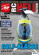 RC-Heli-Action 11/2015 - Golf-Klasse