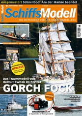 SchiffsModell 11/2016 - Gorch Fock