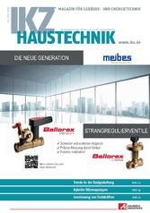 IKZ Haustechnik 12/2015 - Trends in der Badgest...