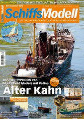SchiffsModell 12/2016 - Alter Kahn