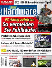PC Games Hardware Magazin 12/2016 - PC richtig ...