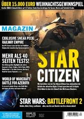 PC Games Magazin 12/2017 - Star Citizen