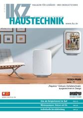 IKZ Haustechnik 13/2015 - Glas als Designelemen...