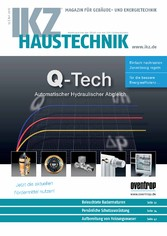 IKZ Haustechnik 13/2016 - Beleuchtete Badarmaturen