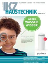 IKZ Haustechnik 14/2015 - Automatische Hygienespülung