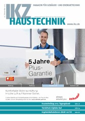 IKZ Haustechnik 22/2015 - Haustechniktag 2015
