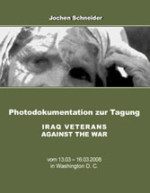Photodokumentation zur Tagung IRAQ VETERANS AGAINST THE WAR