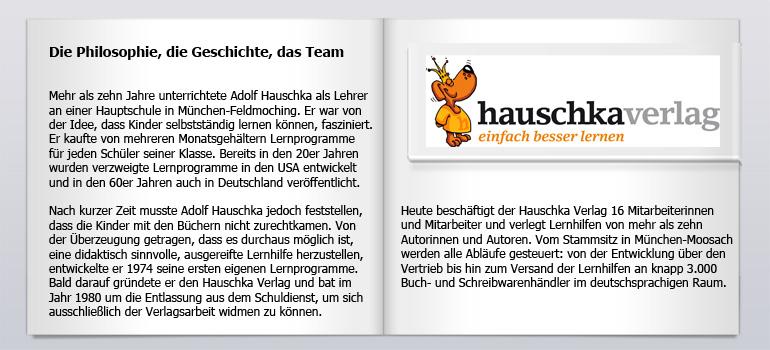 Informationen Zu Hauschka Verlag Bei Ciando