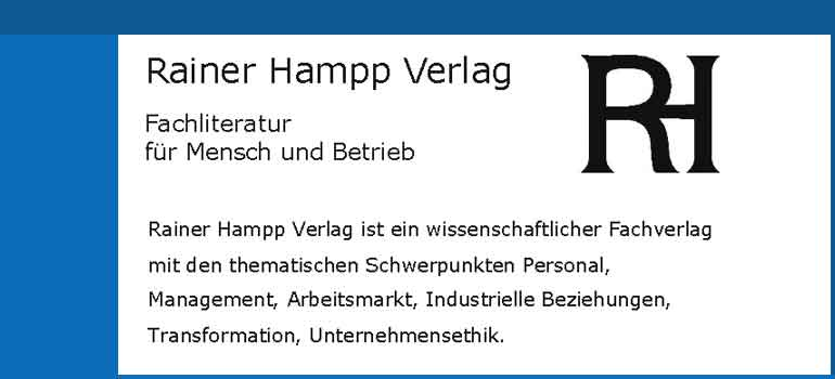 Rainer Hampp Verlag