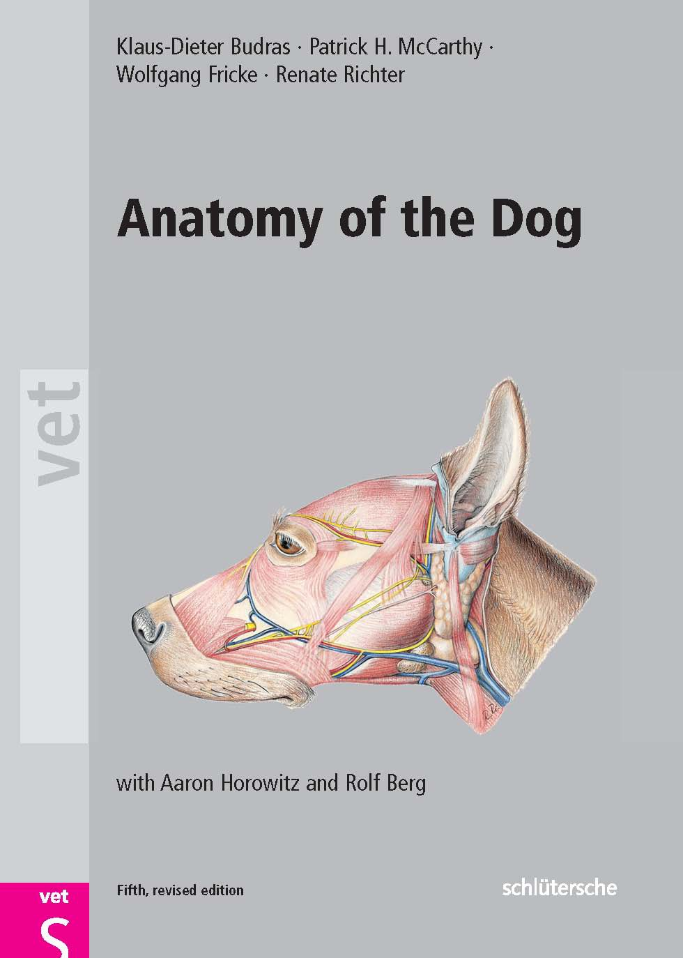 Anatomy Of The Dog E Book Thieme Frohberg