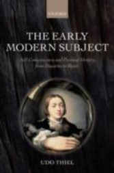 Early Modern Subject Self-Consciousness and Personal Identity from Descartes to Hume