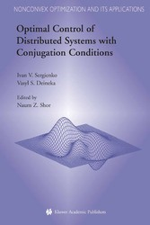 Optimal Control of Distributed Systems with Conjugation Conditions