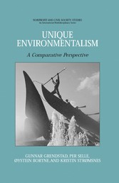 Unique Environmentalism A Comparative Perspective