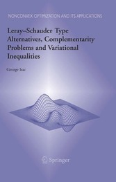Leray-Schauder Type Alternatives, Complementarity Problems and Variational Inequalities