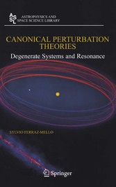 Canonical Perturbation Theories Degenerate Systems and Resonance