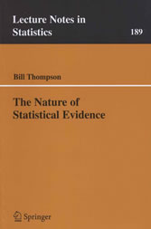 The Nature of Statistical Evidence