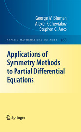 Applications of  Symmetry Methods to Partial Differential Equations