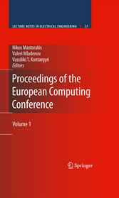 Proceedings of the European Computing Conference Volume 1