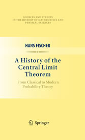 A History of the Central Limit Theorem From Classical to Modern Probability Theory