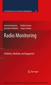 Radio Monitoring Problems, Methods and Equipment