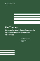 Lie Theory Harmonic Analysis on Symmetric Spaces - General Plancherel Theorems