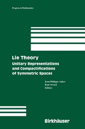 Lie Theory Unitary Representations and Compactifications of Symmetric Spaces