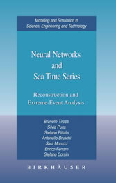 Neural Networks and Sea Time Series Reconstruction and Extreme-Event Analysis