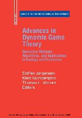 Advances in Dynamic Game Theory Numerical Methods, Algorithms, and Applications to Ecology and Economics
