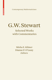 G.W. Stewart Selected Works with Commentaries