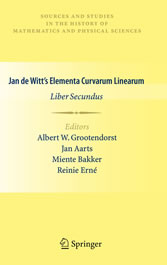 Jan de Witt's Elementa Curvarum Linearum Liber Secundus