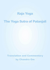 Yoga Sutra of Patanjali Translation and Commentary