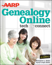 AARP Genealogy Online - Tech to Connect
