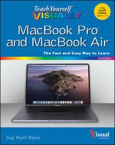 Teach Yourself VISUALLY MacBook Pro and MacBook Air