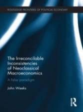 Irreconcilable Inconsistencies of Neoclassical Macroeconomics A False Paradigm