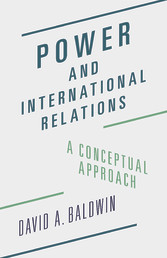 Power and International Relations A Conceptual Approach