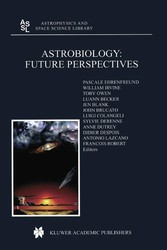 Astrobiology: Future Perspectives