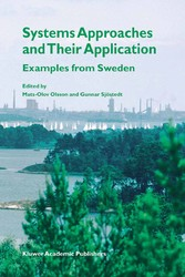 Systems Approaches and Their Application Examples from Sweden