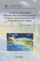 The New Astronomy: Opening the Electromagnetic Window and Expanding our View of Planet Earth A Meeting to Honor Woody Sullivan on his 60th Birthday