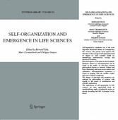 Self-organization and Emergence in Life Sciences