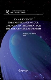 Solar Journey: The Significance of Our Galactic Environment for the Heliosphere and Earth
