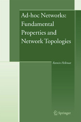 Ad-hoc Networks: Fundamental Properties and Network Topologies
