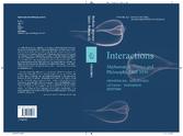 Interactions Mathematics, Physics and Philosophy, 1860-1930