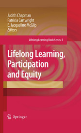 Lifelong Learning, Participation and Equity