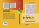 The Theory of the Moiré Phenomenon Volume II Aperiodic Layers