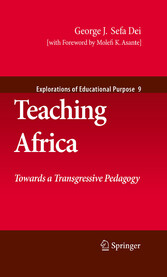 Teaching Africa Towards a Transgressive Pedagogy
