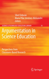 Argumentation in Science Education Perspectives from Classroom-Based Research
